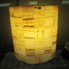 Calcite Lamp
