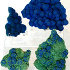 Azurite & Malachite Concretions