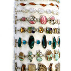 Assorted Gemstone Bracelets