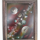 Cosmic painting  original