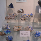 Linarite and brochantite
