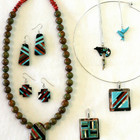 Inlaid Jewelry