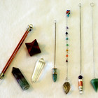 Wands,  Merkabah, Vogel Point, Pendulums
