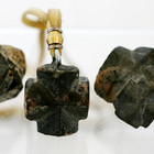 Staurolites & Staurolite Necklace