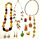 Amber Jewelry Collection