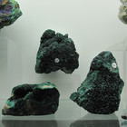 Raw Crystalized Malachite